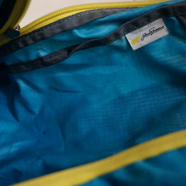Tas Ransel Lipat (Foldable Backpack) Jack Nicklaus, Men's Fashion, Men's Clothes on