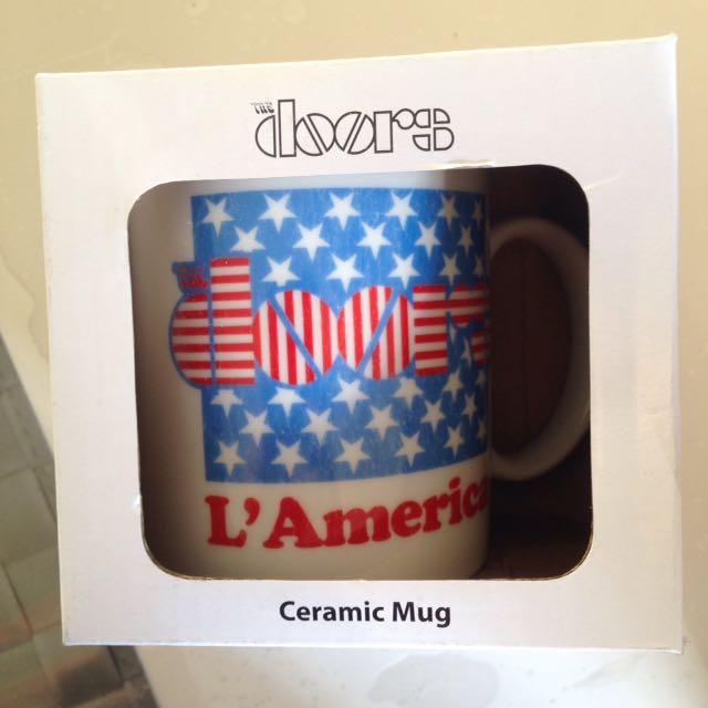 The Doors Ceramic Mug