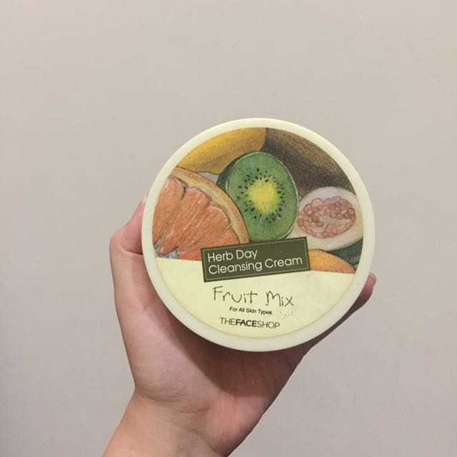 The Face Shop Cleansing Cream