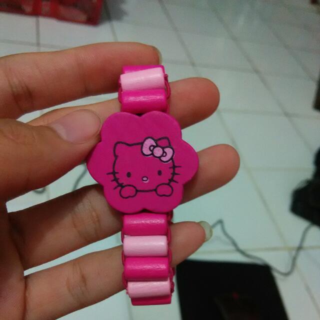 #tisgratis Gelang Anak Hello Kitty