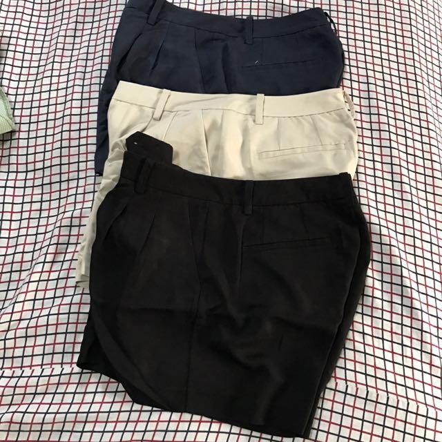 Uniqlo shorts