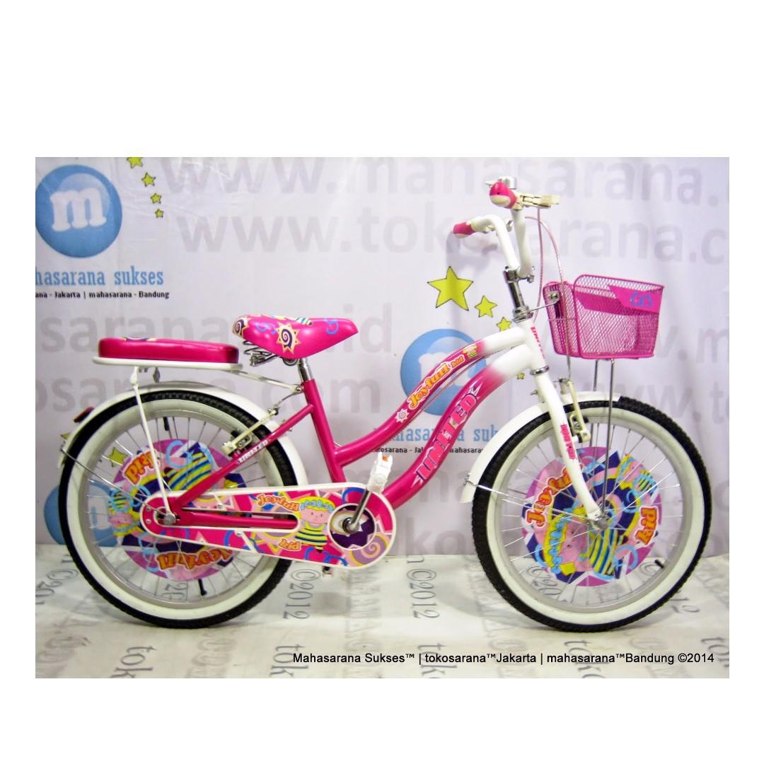 United Joyfull Kid City Bike 20 Inci