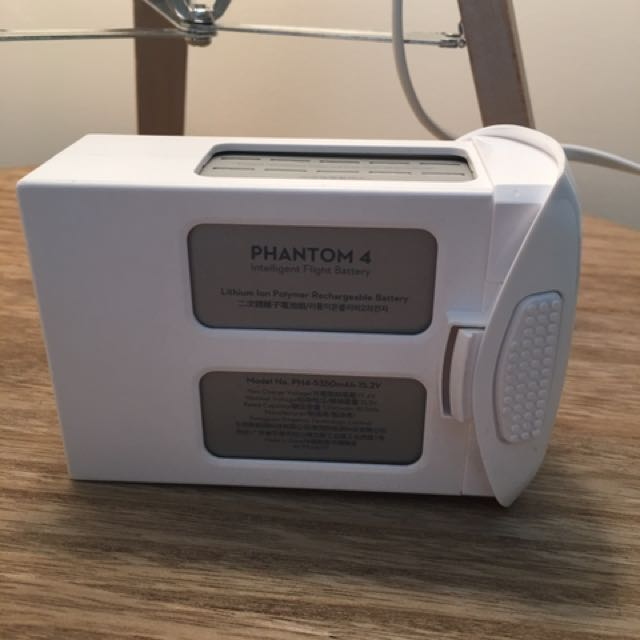 USED DJI PHANTOM 4 Battery