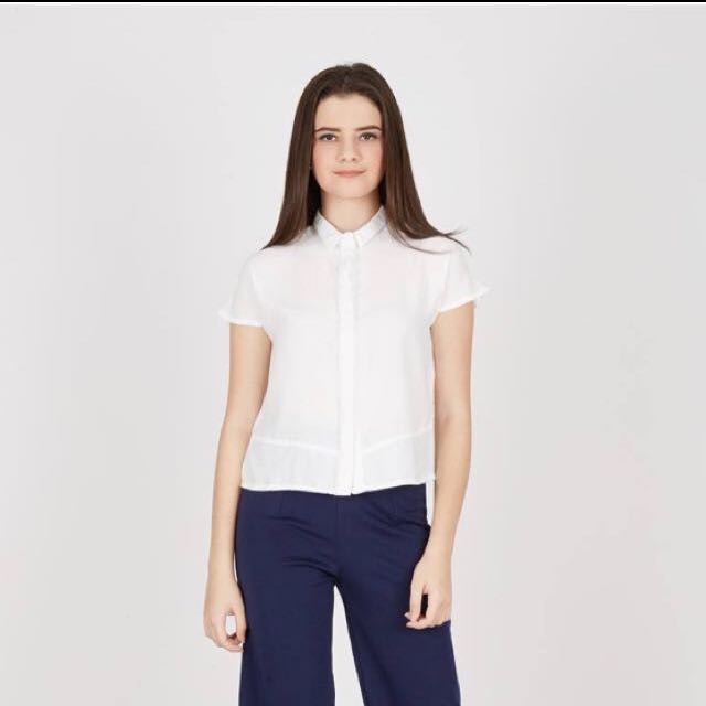 Stratto White shirt