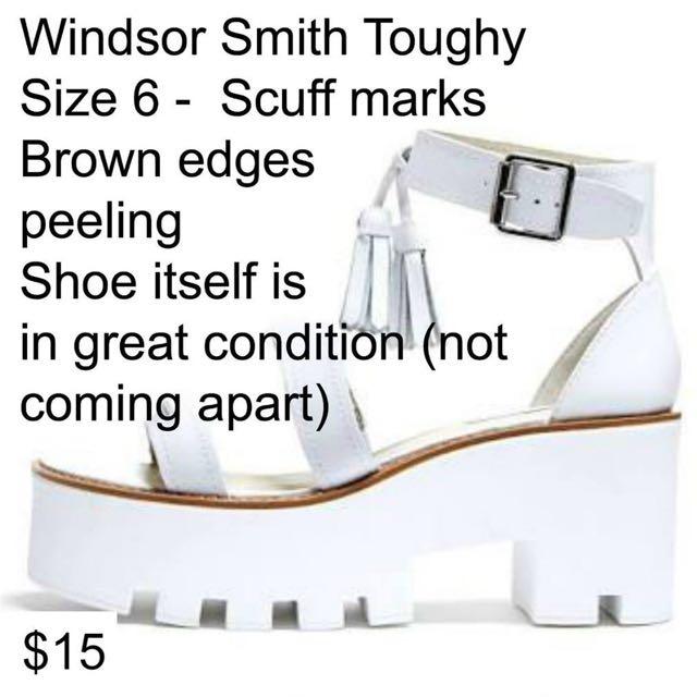 Windsor Smith Toughy Size 6