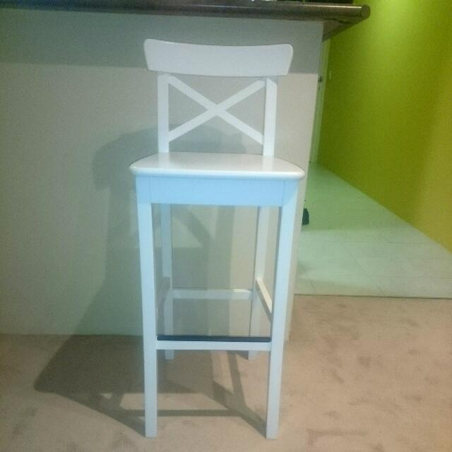 *MUST GO THIS WEEK* Wooden Bar Stool