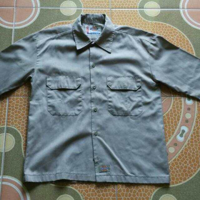 Workshirt Dickies Fulltag