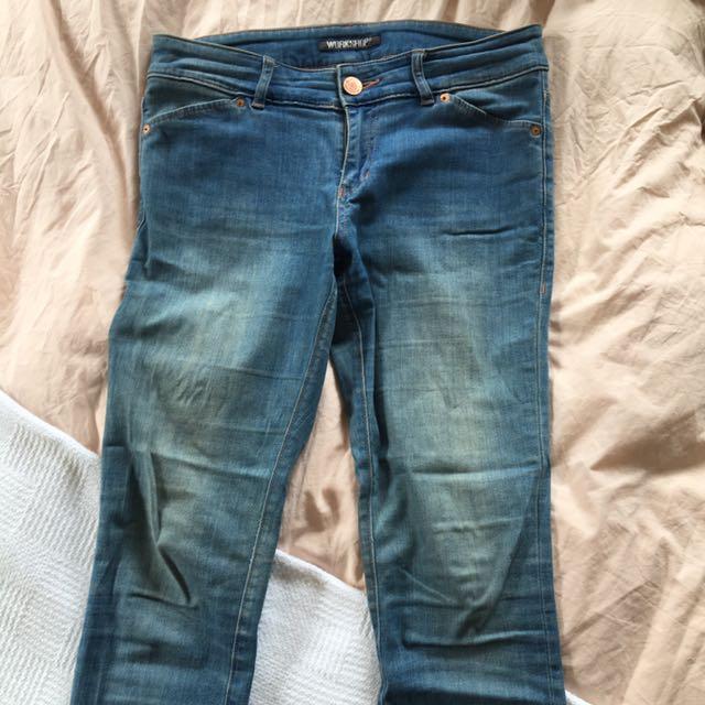 Workshop Skinny Jeans