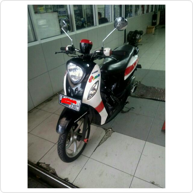 Yamaha Mio Fino Sporty FI 115cc