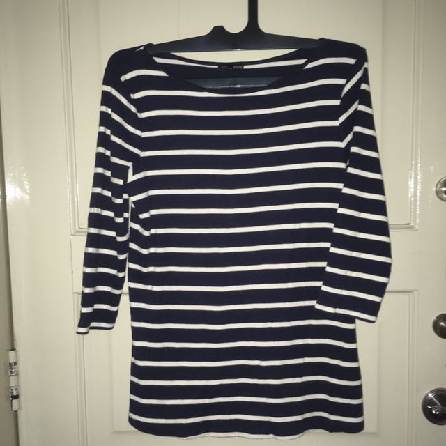 Zara Stripped Sweater