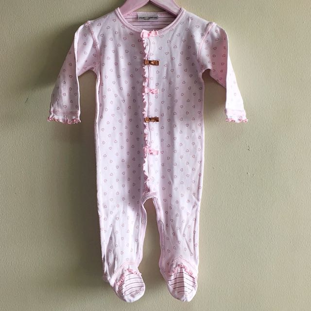 Z'baby Company New York PJ (hearts)