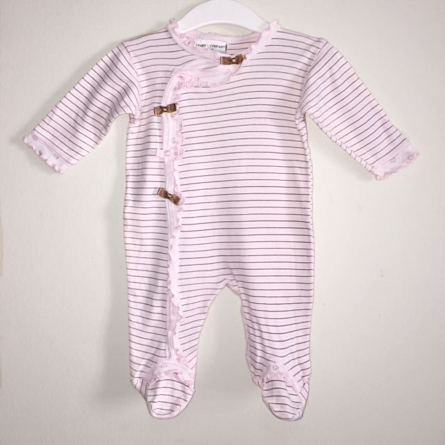 Z'Baby Company New York PJ (stripes)