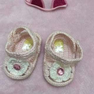 Sepatu Baby Wol
