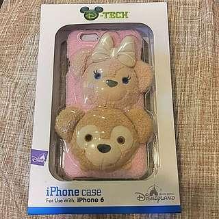 正版香港迪士尼Duffy 手機殼❤️iphone6.S可用