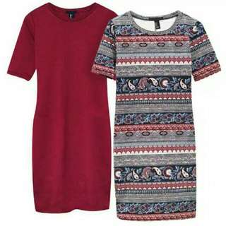 Forever 21 Top Casual Mid Dress