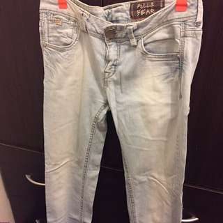 Pull&Bear Faded Jeans