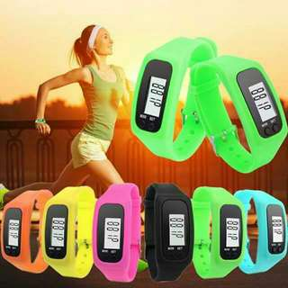 Multifunctional Watch Pedometer