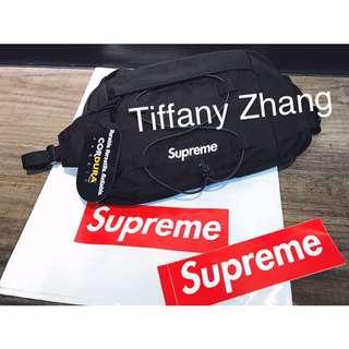 2017 SS 42th Supreme Waist Bag Box Logo 腰包