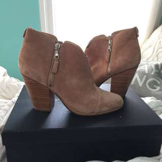 NEVER WORN Rag & Bone Margot Boot SIZE 39.5