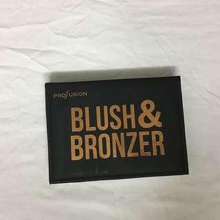 Blush And Bronzer Lit