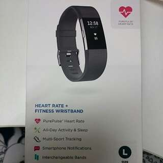 Sold - Fitbit charge 2