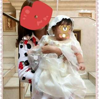 Baptismal Gown / Dress