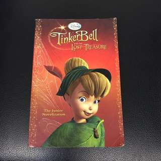 Tinkle Bell Storybook