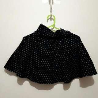 Bouncy Sexy Black Skirt