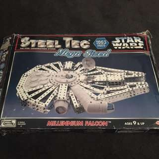 SteelTec - Star Wars Millennium Falcon Model
