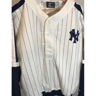 New York Yankees Starter Pullover