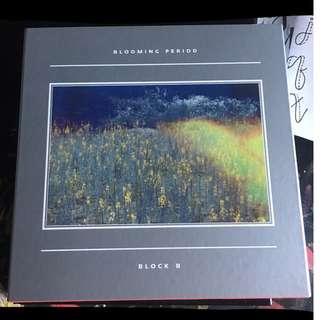 Block b Blooming Period Album
