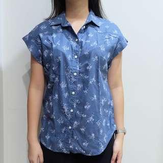 Levis Blue Shirt