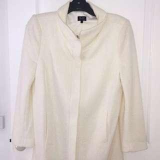 Bardot Ivory Coat