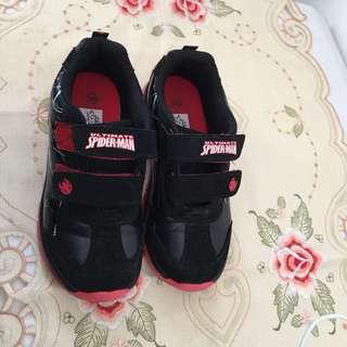 Spiderman Shoes Disney Original Size 30