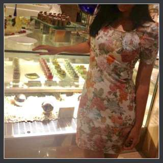 Flowery Dress (Forever 21)