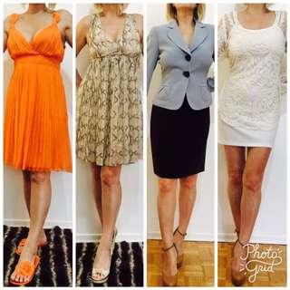 Closet Clothing Sale