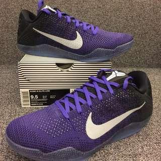 New Mens Nike Zoom Kobe 11 Low Purple US 9.5