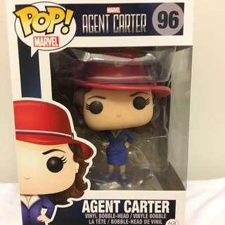 Agent Carter Funko Pop VInyl