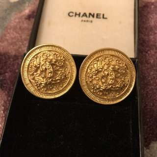 Vintage Chanel Earrings