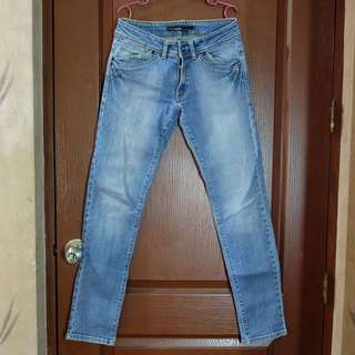 LEE X-Line Skinny Jeans