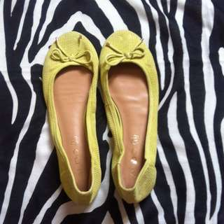 ✨ REPRICED ✨Aldo Doll Shoes(mint green)