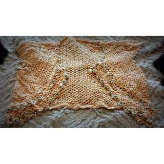 Crochet beads cover up Fits X-Small to small