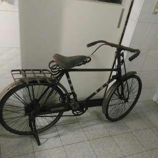 全福牌古董腳踏車