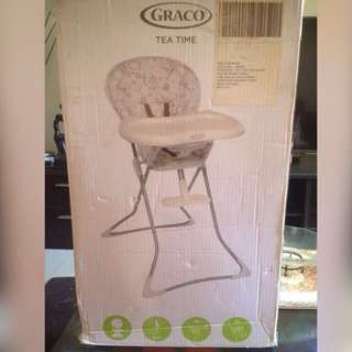 Graco Tea Time Benny and Belle Highchair