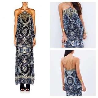 Camilla Franks Constantinople Halterneck Dress