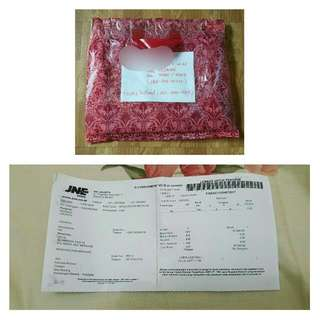 Delivery Paket For July To MERAUKE ISLAND ..... Trusted Buyer For V