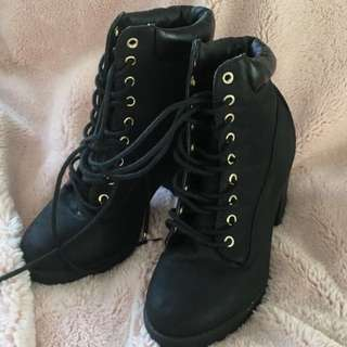 London Rebel Boots
