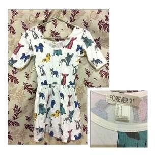 Forever 21 Mini Dress