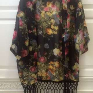 Bohemian Floral Outer