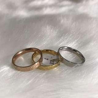 Gucci 3pcs Ring
